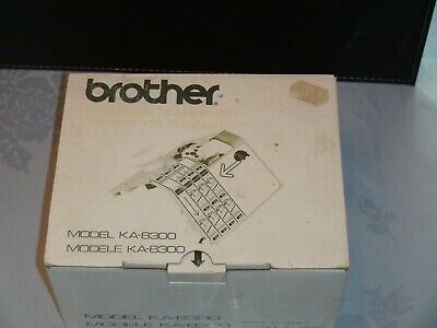 Knitting Machine Accessory Brother Transfer Carriage Ka8300 (1)
