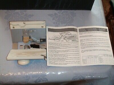 Knitting Machine Accessory Brother Transfer Carriage Ka8300 (3) No Box