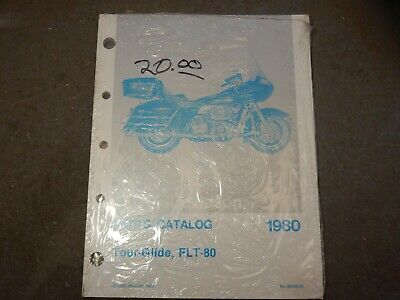 NEW 1980 FLT Tour Glide Harley Service Manual Free Shipping