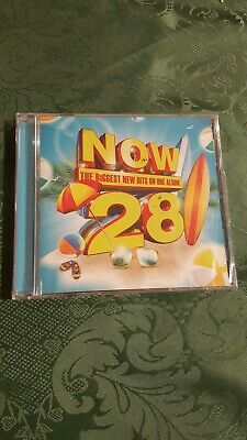 Now That's What I Call Music CD 28 brand new and sealed