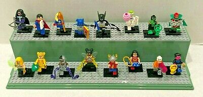Lego Minifigure Dc Super Heroes (71026) Complete Set Of 16 - Brand New Unopened!