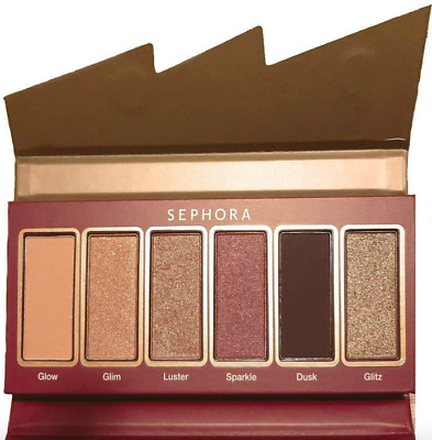 Mixology Eyeshadow Palette - Hot & Spicy by Sephora Collection #8