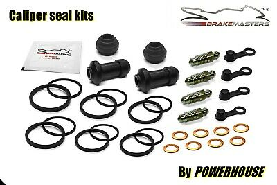 Honda CBR1100 XX Blackbird front brake caliper seal rebuild repair kit set 2005