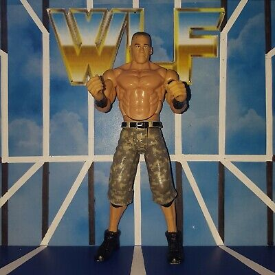 John Cena - Flexforce Series - WWE Mattel Wrestling Figure (a)