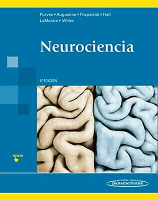 NEUROCIENCIA By Dale Purves **BRAND NEW**