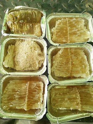 Wild Himalayan Cliff Mad Honeycomb (200 Gram) From Butwal Nepal Hunting Honey