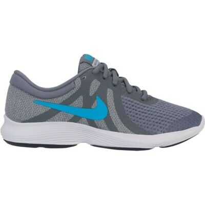 NIKE REVOLUTION 4 (GS) Trainers UK 5 EU 38 Womens Girls Boys Unisex (943309-014)
