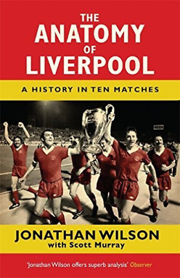 The Anatomy Of Liverpool BOOK NUEVO