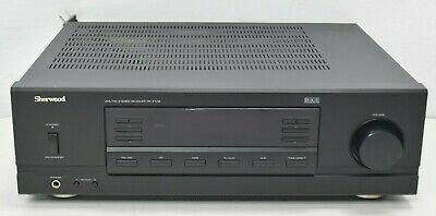 Sherwood RX-4105 2-Channel 100 Watt AM/FM Stereo Receiver