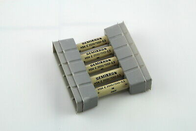 Lot of 5 SEMIKRON HSK E 3500/1550-0.5 Diode Rectifier