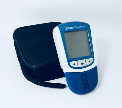 Mission 3 In 1 Cholesterol Monitoring System Meter