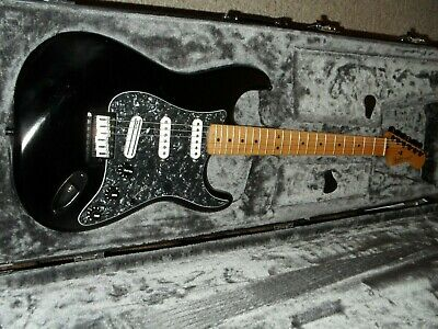 Fender Stratocaster Upgraded MIM HSC DiMarzio