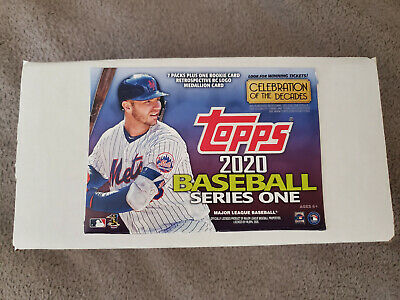 2020 Topps Series 1 Baseball Complete Base Set Numbered 1-350