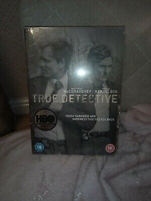 TRUE DETECTIVE - Complete Series One
