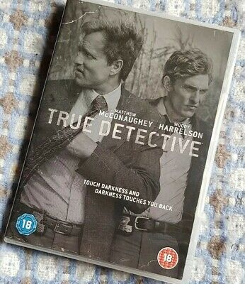 TRUE DETECTIVE - Complete Series One Woody Harrelson,Matthew McConaughey.