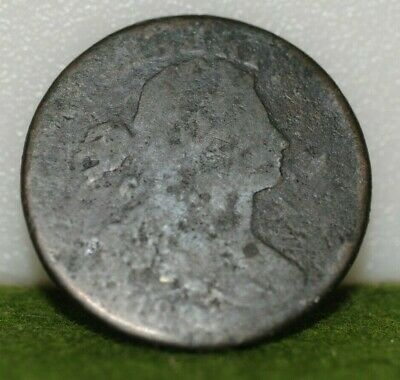 1806 Large Cent 1C Draped Bust Rare Us Collectible Filler Type Coin
