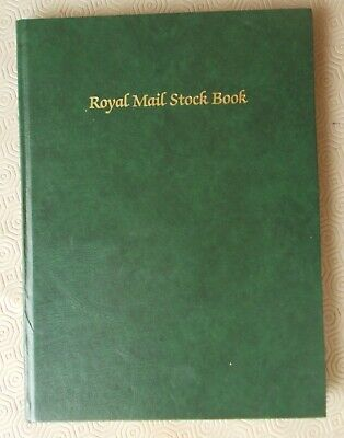 R.m. Stockbook With 9 Pages Of C'wealth- Kgv To Qeii-Mint & Used-Omnibus Also