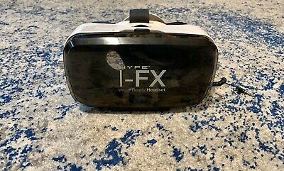 Virtual Reality Goggles With Built In Headphones