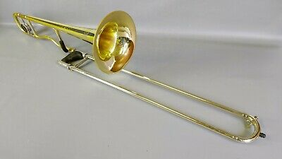 Jupiter JSL-438 Trombone with Case and Mouthpiece