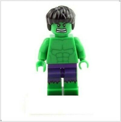 Brand New Hulk Movie DC Marvel Super Heroes Lego Mini Figure