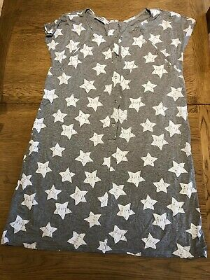 Happy Mama Maternity, Nursing, Hospital Nightdress Excellent Condition Small