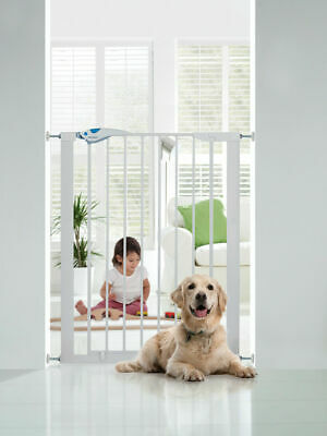 Lindam Easy Fit Plus Deluxe Tall Safety Gate New 75 - 82 cm