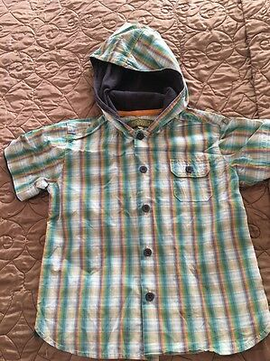 Boys Baker By Ted Baker Shirt, Age 2-3 Years