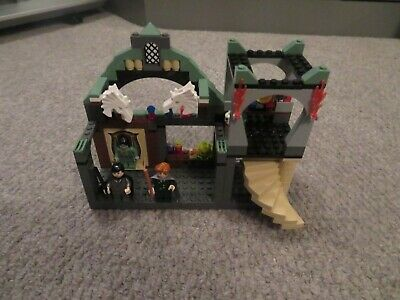 Harry Potter Lego Set Number 4752 Neville And The Boggart Used 100% Complete