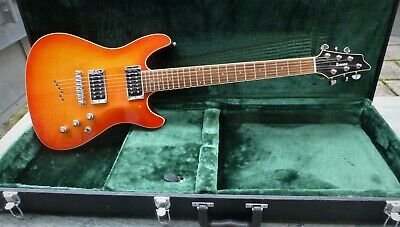 Ibanez SZR 520 DHS with original case guitar very good conditions 2008