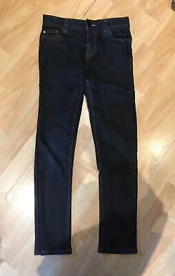 NEXT Boys sz 10-11-12-13 y   Blue Denim Skinny Fit Jeans sz  28 x 29 BNWT