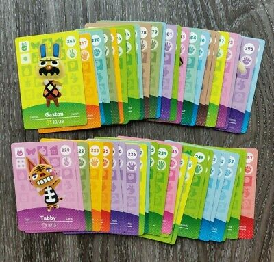 Animal Crossing Amiibo Cards Series 3 - you pick