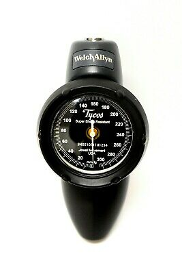 Welch Allyn Tycos Classic Hand Held Blood Pressure Aneroid Sphygmomanometer Part