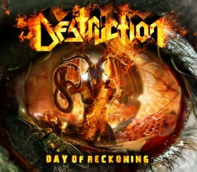 DESTRUCTION - Day Of Reckoning - CD - **Mint Condition**