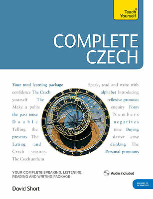 Complete Czech Beginner to Intermediate Course 'Learn to read, write, speak and