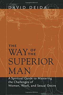 WAY OF SUPERIOR MAN: A SPIRITUAL GUIDE TO MASTERING By David Deida