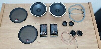 Focal 165V30 30th Anniversary Limited Edition 2-Way Component Speaker Set