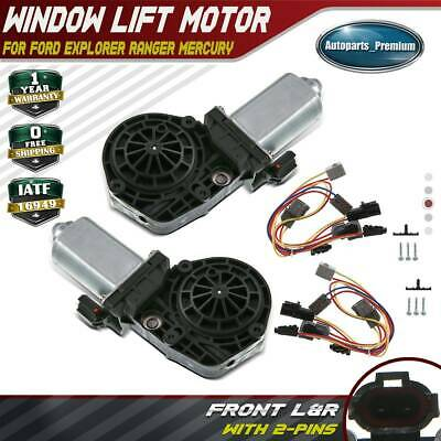 9 Tooth Power Window Lift Motor NEW for Ford Lincoln Mercury