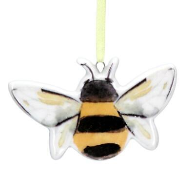 Ceramic Bee Easter Hanging Decoration By Gisela Graham