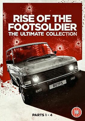 Rise of the Footsoldier: Ultimate Collection (Box Set) [DVD] RELEASED 06/01/2020