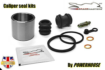 Suzuki GSXR1000 rear brake caliper piston seal rebuild repair kit set 2007 K7
