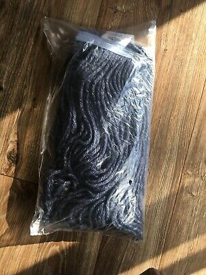 O'Dell Mop Head Blue Cotton 4 Ply Cut End 20