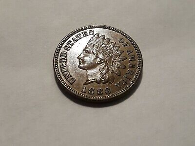 1883 Indian Head Cent Copper Penny...high Grade