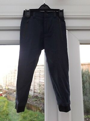 Boys Navy Blue Trousers - Size 3 Years