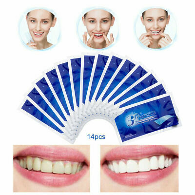 Teeth Whitening Strips By Zaberry Tooth Whitener 3d Strips