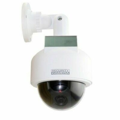 Dynamic CCTV Surveillance Dome Dummy Camera Outdoor Indoor Home Security