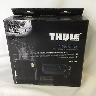 New Thule Snack Tray Urban Glide/ Urban Glide Cup Holder Snacks