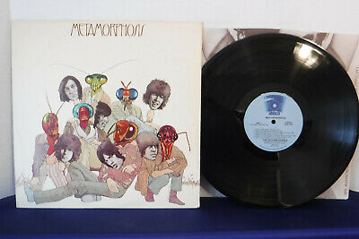 The Rolling Stones, Metamorphosis, Abkco ANA 1, 1975 Blues Rock, Classic Rock