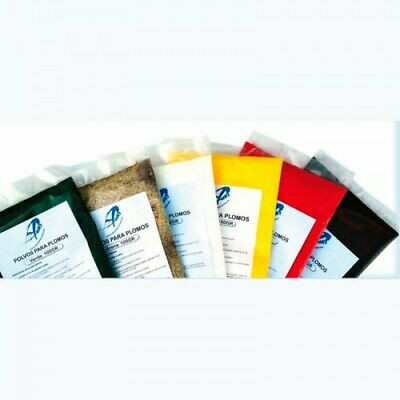 Assorted Lead coating powder 3 x 100g packs Dark sand Sand /& Stone HLS