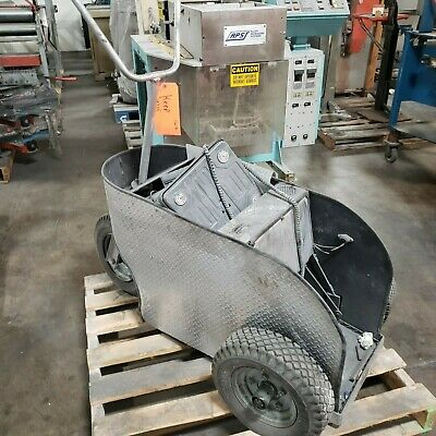 Westinghouse Electric Warehouse Personnel 3-Wheel  Stand-up Transport Cart