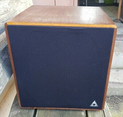 Vintage Triad Powered Subwoofer Stereo